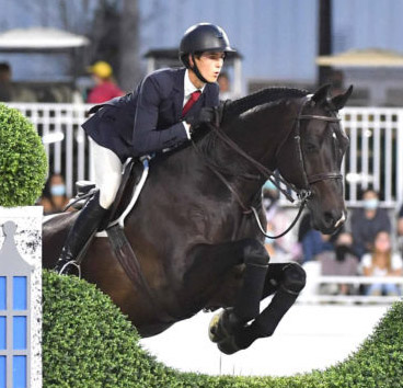 Dominic Gibbs and Stacia Madden Win Big in WEC-Ocala Equitation Cup