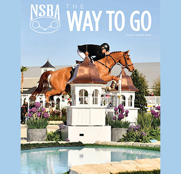 The February Hunter Jumper Issue of The Way To Go is now online!