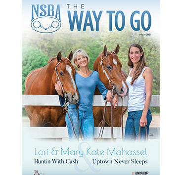 The May Issue of The Way To Go is now online!
